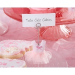 Tutu Cute Place Card Holders: Set of 6