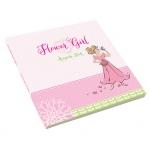 Lillian Rose Flower Girl Keepsake Book