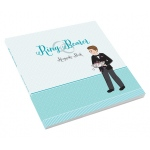 Lillian Rose Ring Bearer Keepsake Book