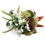 Lillian Rose Moss Bouquet