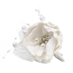 Lillian Rose Chic & Shabby Boutonniere