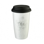 Lillian Rose Mr. Ceramic Tumbler 12oz