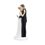 Lillian Rose Texting Couple Figurine