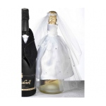 Lillian Rose Bride Bottle Cover