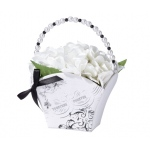 Lillian Rose True Love Flower Basket
