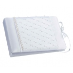 Lillian Rose Scattered Pearl Guest book - White