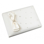 Lillian Rose Scattered Pearl Guest book - Ivory