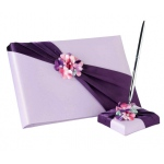 Lillian Rose Radiant Flower Book & Pen Set