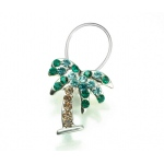 Lillian Rose Palm Tree Toe Ring