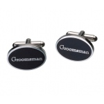 Lillian Rose Groomsman Cufflinks