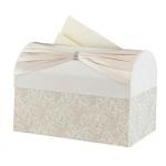 Lillian Rose Ivory Card Box