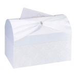 Lillian Rose White Card Box