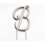 Lillian Rose Gold Monogram - B