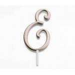 Lillian Rose Gold Monogram - E