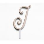 Lillian Rose Gold Monogram - J