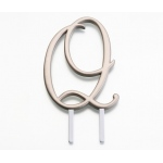 Lillian Rose Gold Monogram - Q