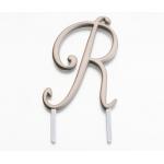 Lillian Rose Gold Monogram - R