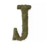 Lillian Rose Large 15 inch Moss Monogram Letter - J
