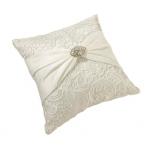 Lillian Rose Vintage Lace Pillow - Cream