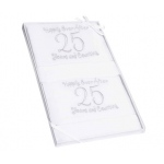 Lillian Rose 25th Anniversary Towels