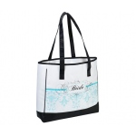 Lillian Rose Bride Tote - Aqua